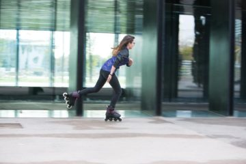 sheknows.com: Inline Skating Gets You Fit Fast, Rollerblading For Fitness