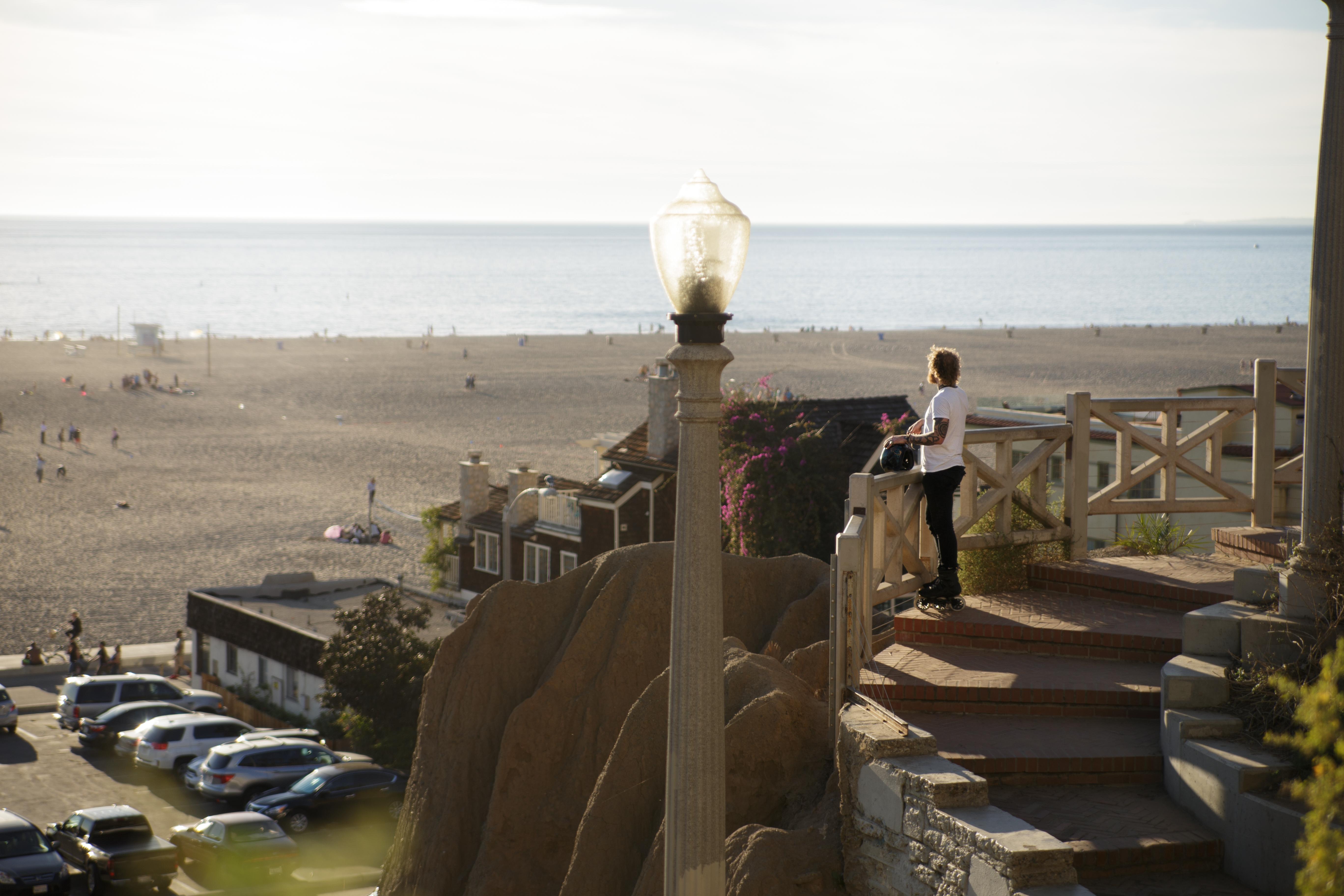 Caleb Smith in Santa Monica