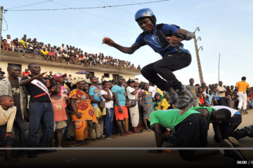 bbc.com: Ivory Coast's Rollerblading Obsession