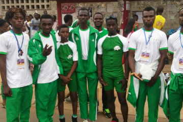 sportintelligencemag.com: Nigerian Ambassador Not Present at First African Skating Championship in Togo