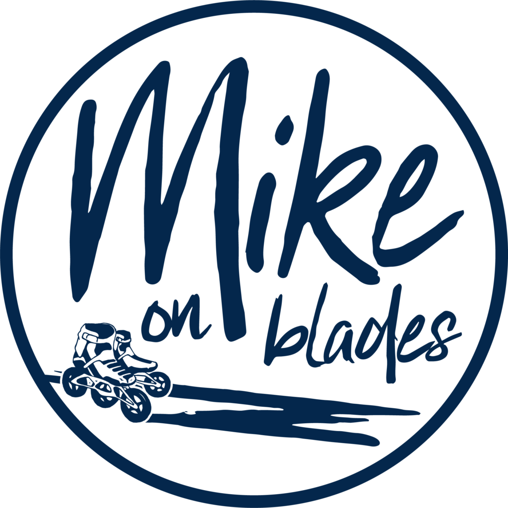 Mike on Blades logo