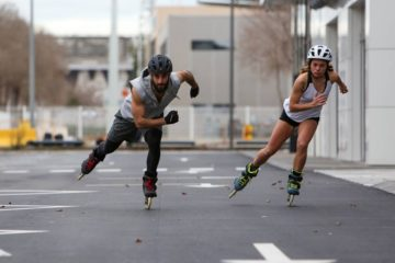 livestrong.com: What Does Rollerblading Do for Your Body?