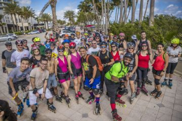 rollerblade.com: 2018 Skater Migration in Miami, Florida