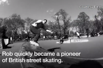 bbc.com: Street Skater Starts Helmet Campaign After Brain Injury