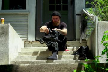 Caleb Smith – Rollerblader