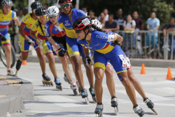 insidethegames.biz: Colombia Continue to Dominate Inline Speed Skating World Championships