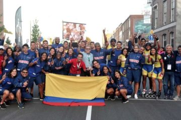 telesurtv.net: Colombia Owned This Year's Inline Skating World Championship