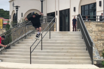 Brandon Bobadilla Wins The Texas Skates Series in San Antonio