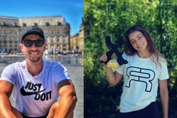 Florian Petitcollin and Alice Delfino  Win The 2018 World Skatecross Series in Lyon, France