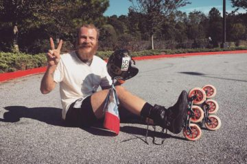 I Came to Atlanta With a Dream and Skated 200 Miles in One Day