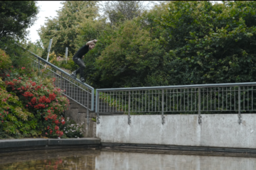 Eugen Enin – Freestyle Sessions – USD Skates