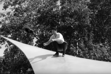 FTS – PEEL a skate video by Patrick Ridder