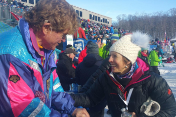 A Dream Come True: Killington Founder Witnesses World Cup in Person