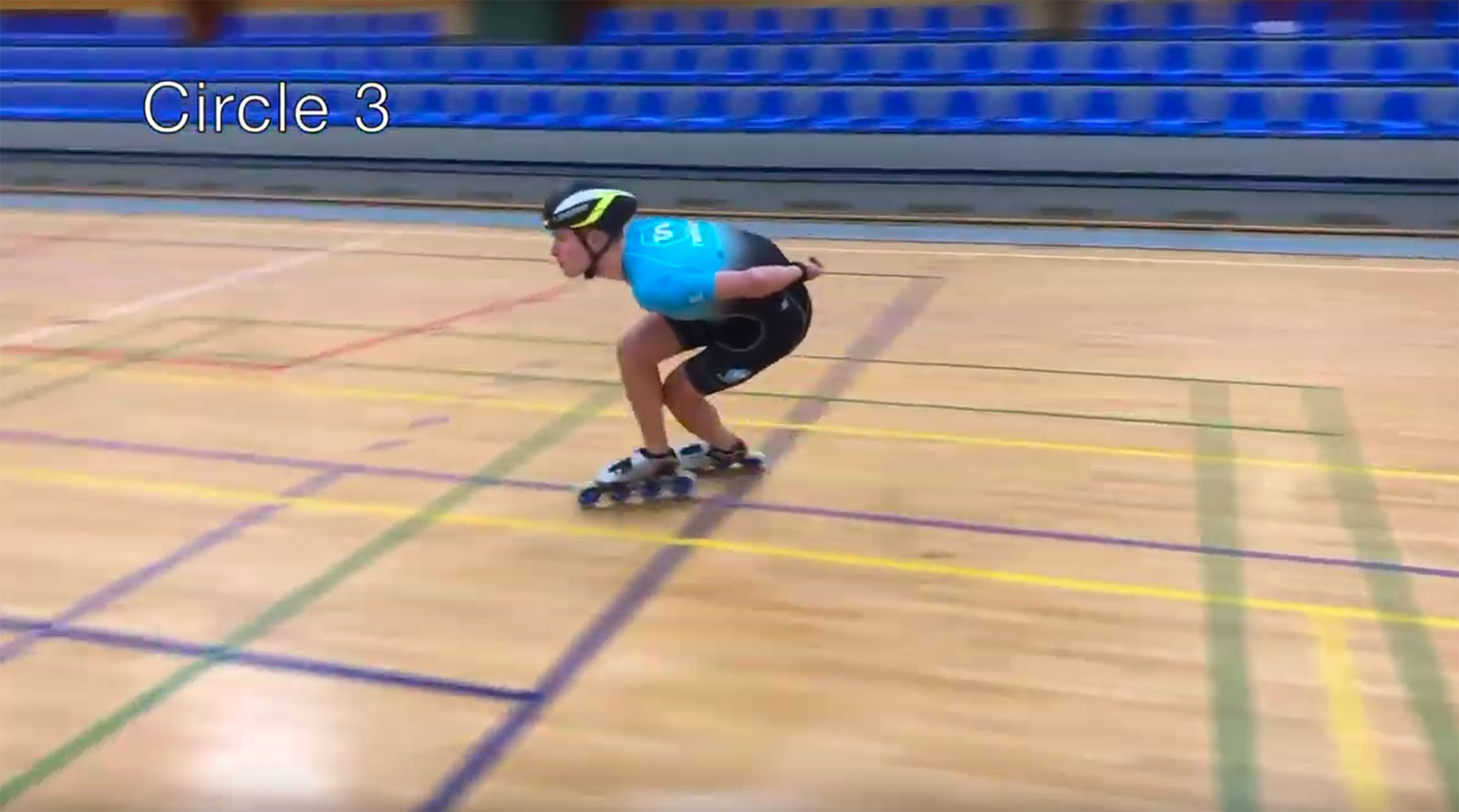 5 Steps to Perfect Inline Skating Crossovers