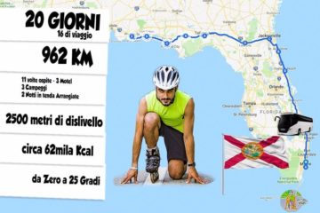 nola.com: Italian Man Travels World, Visits Gretna on Inline Skates