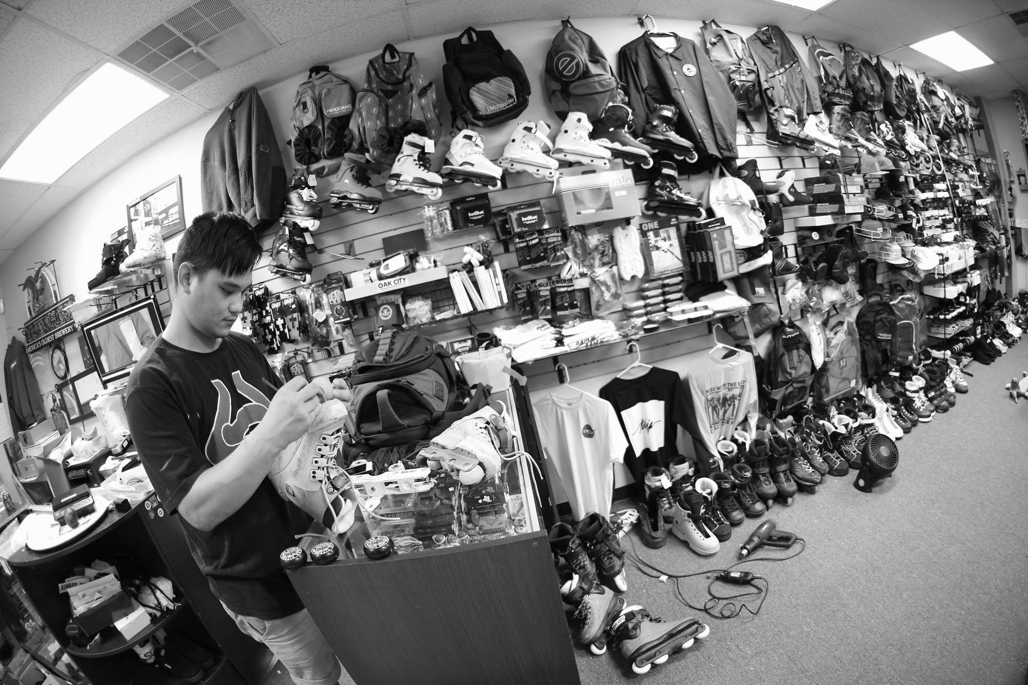Oak City Skate Shop