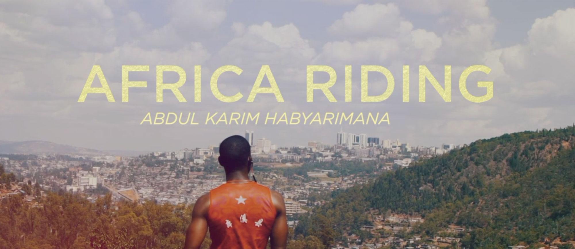 Skating the Streets of Rwanda