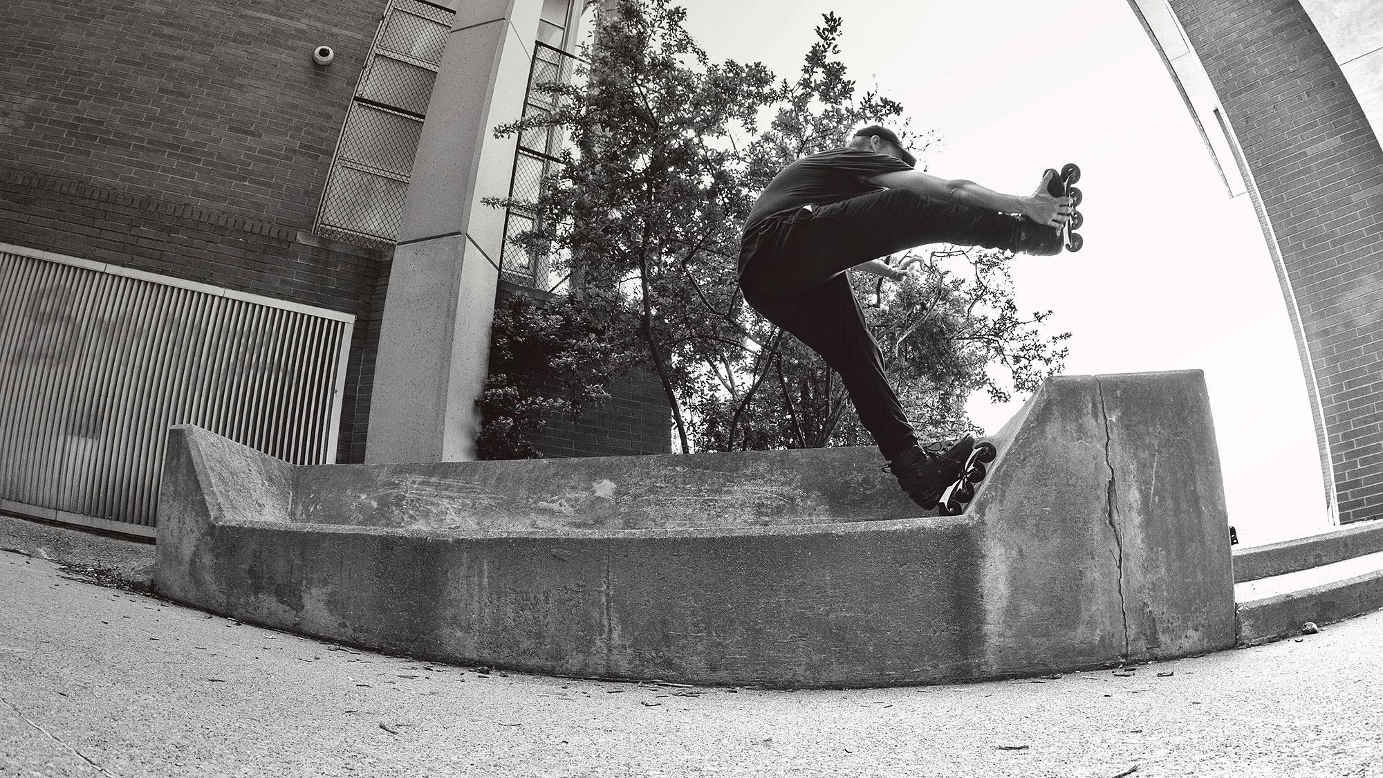 Ryan Benner. Photo by Brandon Ballog.
