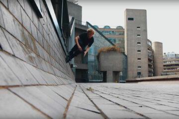 Sam Crofts Freeskating Through London on Powerslide HC Evo skates