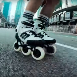 Testing Prototype Micro Skates