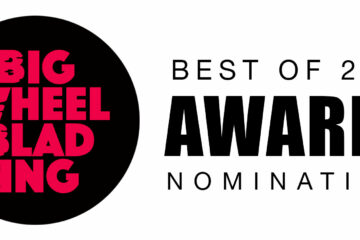 The 2019 Big Wheel Blading Awards Nominations